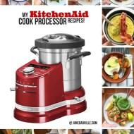 Best KitchenAid Cook Processor Recipes