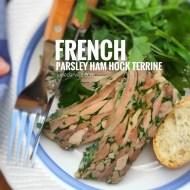 Best French Parsley Ham Hock Terrine