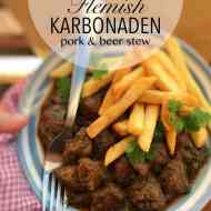 Easy Flemish Karbonaden Stew Recipe