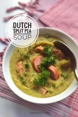 Best Dutch Split Pea Soup Recipe