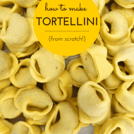 How To Make Tortellini the Easy Way