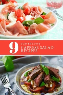 9 Easy Caprese Salad Recipes