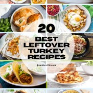 20 Best Leftover Turkey Recipes