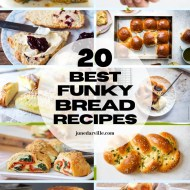 20 Best Funky Bread Recipes