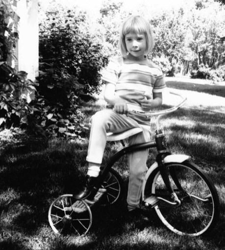1970-Carol-tricycle