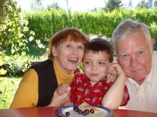 Grandparent fun