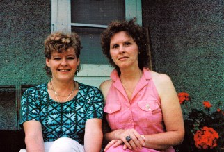 Shirley and June