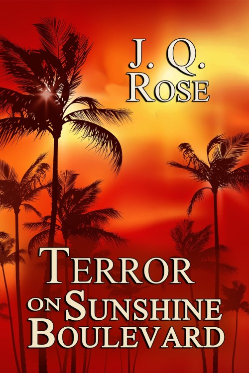"BWL Publishing releases the mystery/paranormal Terror on Sunshine Boulevard by J.Q. Rose on Friday, December 15. Reviewers are saying ""Fun in the Sun, Fright in the Night!, Move Over Stephen King, A Real Page Turner. Available at major online booksellers, eBook and Paperback."" Terror on Sunshine Boulevard--a reviewer said of this mystery/paranormal-- ""J.Q. Rose's writing is as ""bad"" as Steven King's. The fact that I read the whole book, however, is a testament to J.Q. Rose's writing. She had me from the first truly weird death to the ominous ending."" Rochelle Weber, Roses & Thorns Reviews Release day is Friday, Dec. 15, but you can pre-order now at amazon and smashwords."