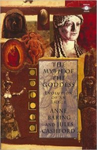 Book Cover: The Myth of the Goddess