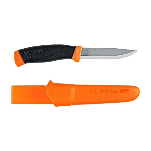 Mora Jagdmesser Companion MG orange, grün oder schwarz Mora Jagdmesser Companion MG orange