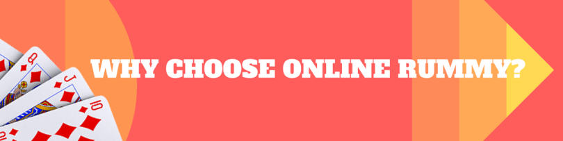 Why Choose Online Rummy