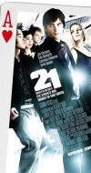 21 (Kevin Spacey & Jim Sturgess - 2008)