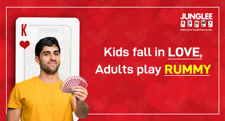This Valentine's Day, Rummy and Love go hand in hand.