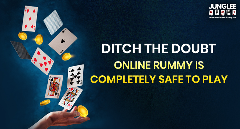 online rummy completely safe