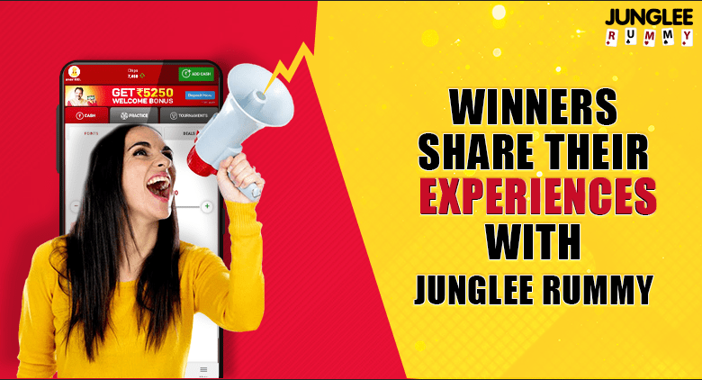 Winners Share Their Experiences with Junglee Rummy