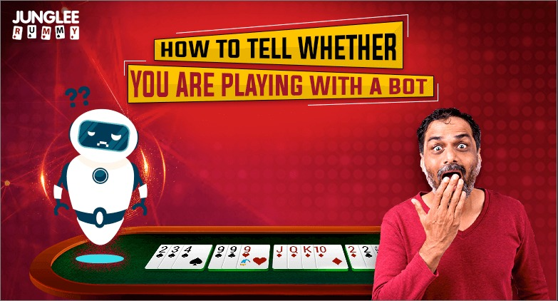 Playing Rummy With Bot