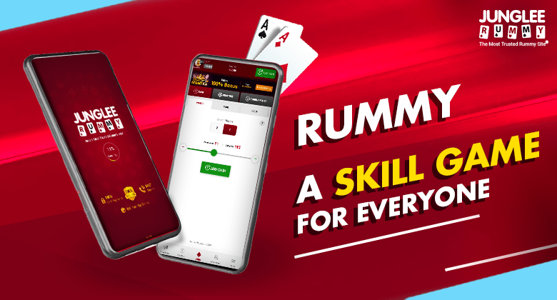 Rummy a skill game