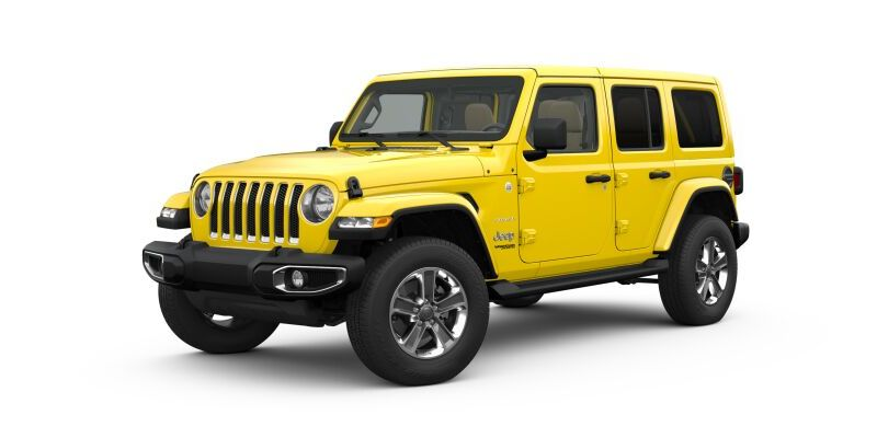 Jeep Wrangler 2019 launched in India at a starting price of Rs. 63.94 (ex-showroom).