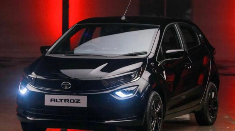 Tata Altroz lauch the new Altroz Dark Edition at a starting price of Rs. 8.71 Lakh rupee. Which is Rs. 30000 more than the the XZ+ variant.