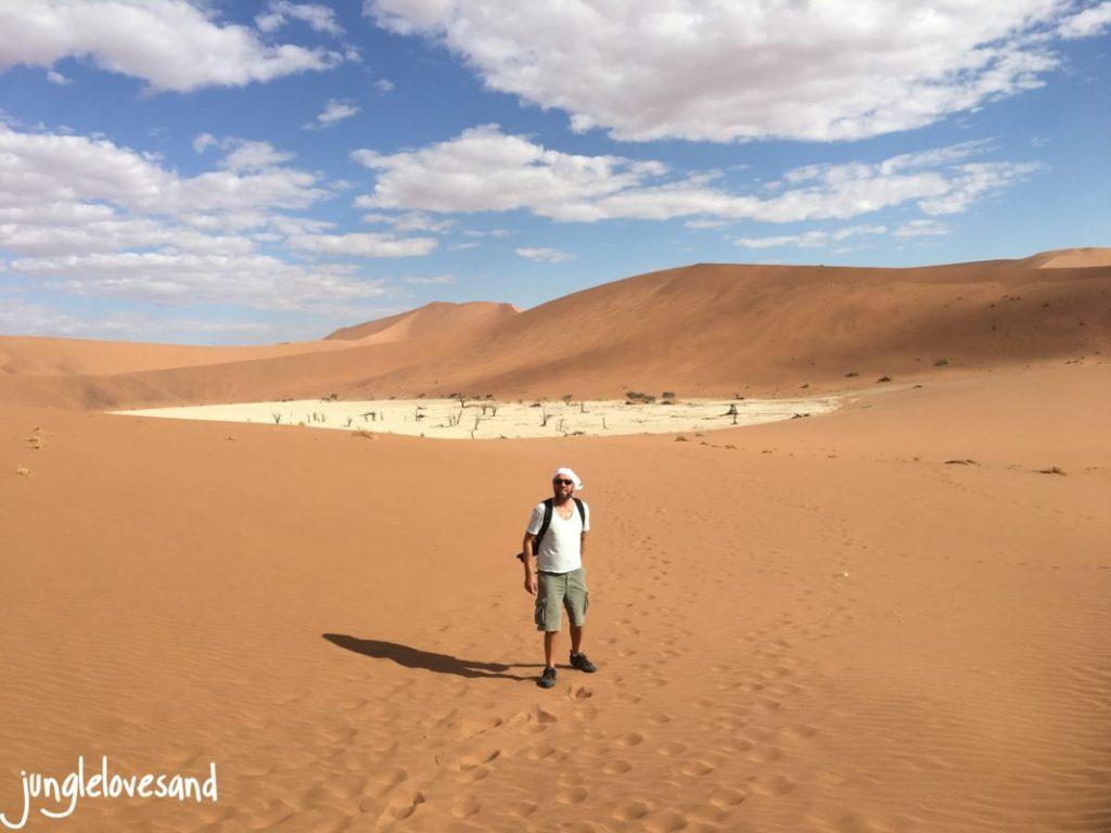 Deadvlei, Namib Wüste