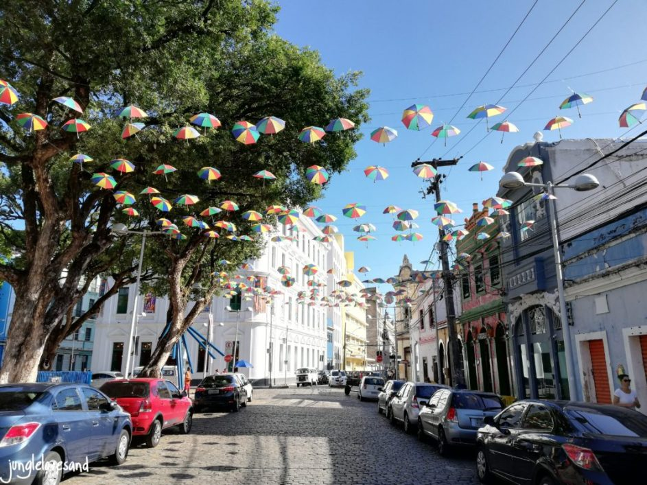 Brasilien Recife+Olinda