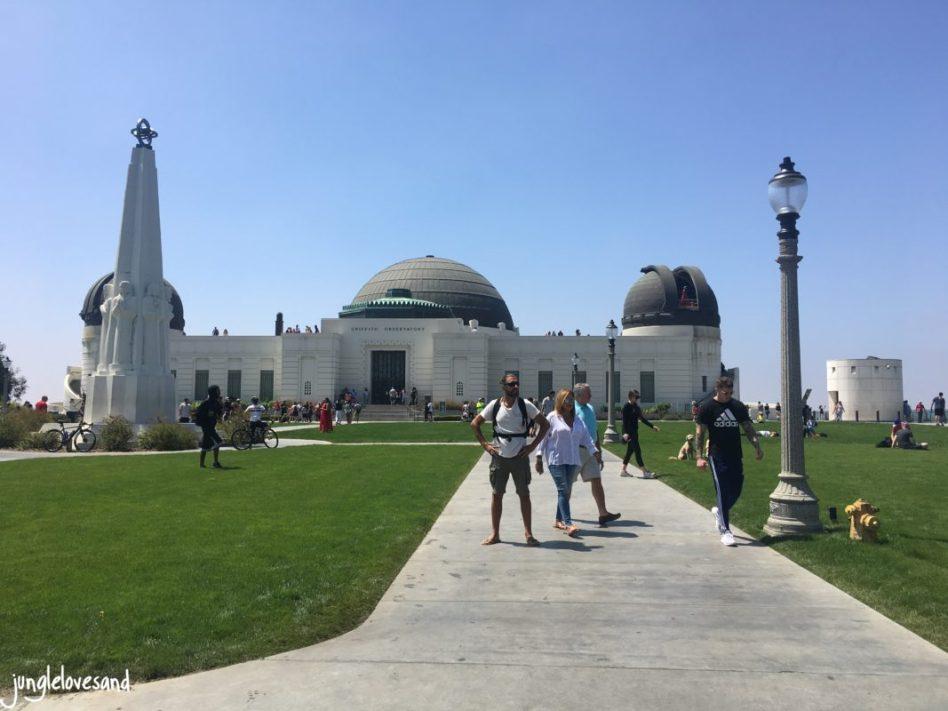 Griffith Observatorium