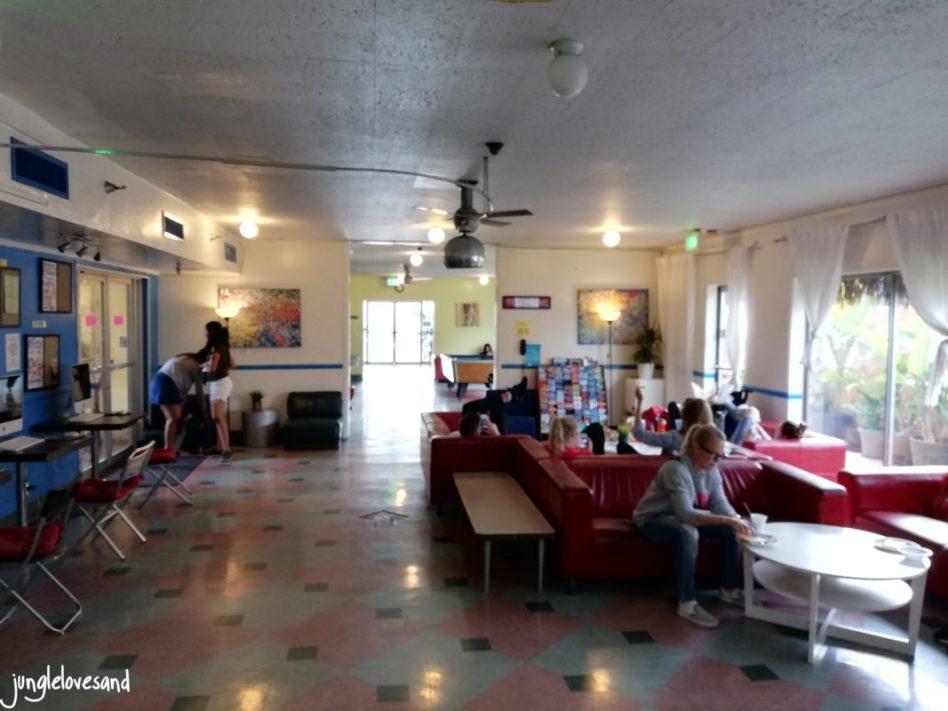 Banana Bungalow Hostel
