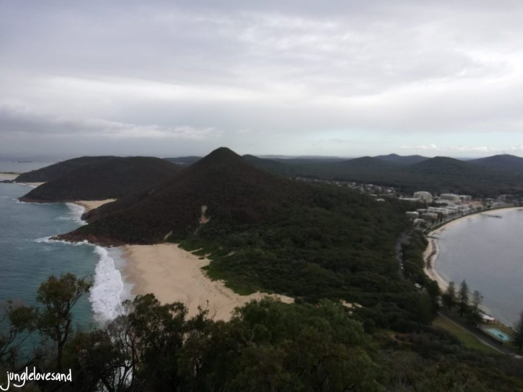 Summit Lookout Port Stephens
