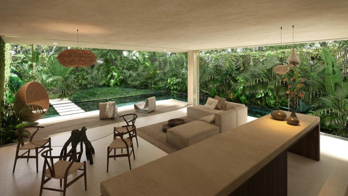 Tulum Condos For Sale Essentia