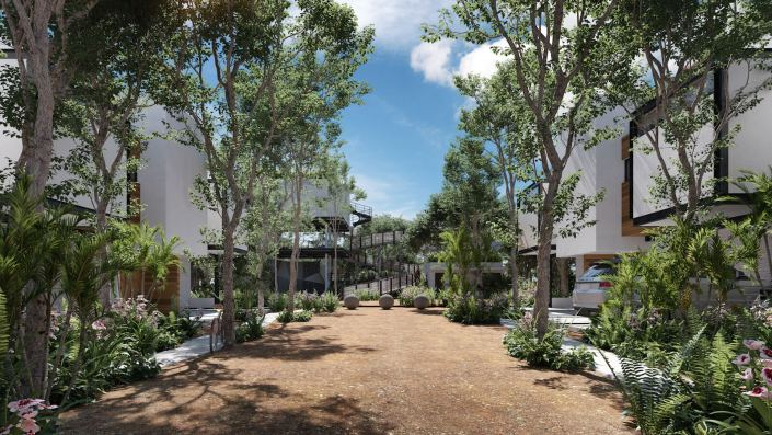 Townhouses by MUNTULUM