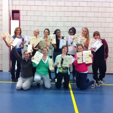 Cursus 'Zelfverdediging voor vrouwen' succesvol afgesloten