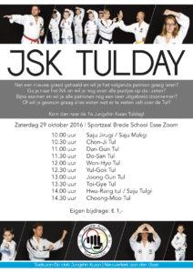 Poster JSK Tul Day
