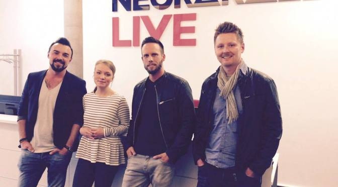 Nicht verpassen! :: Junik goes Radio