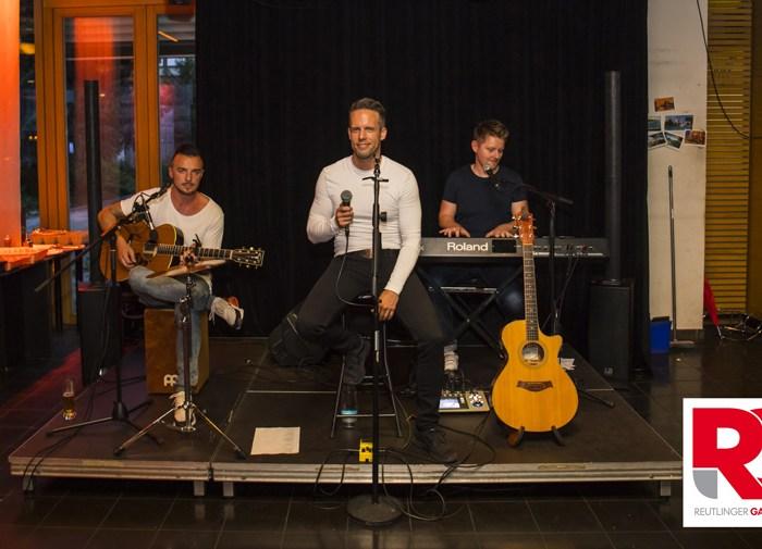 Die Band Junik zu Gast auf der Reutlinger Livenacht im Joli