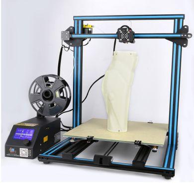 Creality Cr10, article imprimante 3D Junior ESTACA Paris Saclay Pierre Blanchet