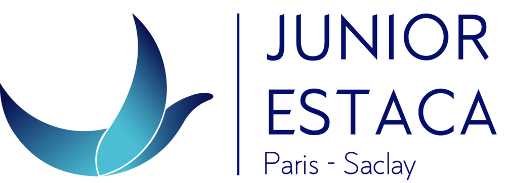 Logo Couleur Junior entreprise ingénieure Junior ESTACA Paris Saclay 2019