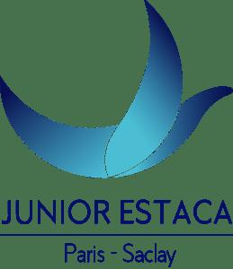 Logo Rond page présentation junior entreprise ingénieur Junior ESTACA Paris Saclay