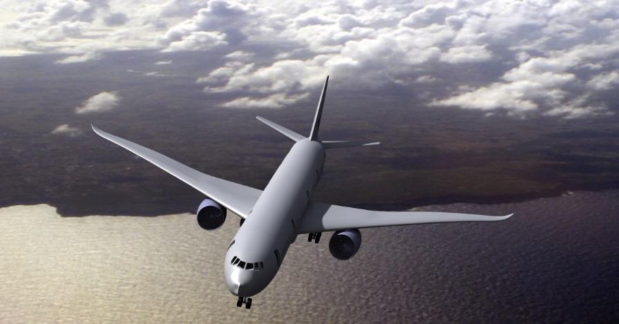 article business Junior ESTACA Paris-Saclay Conception assistée par ordinateur image projet aéronautique 2