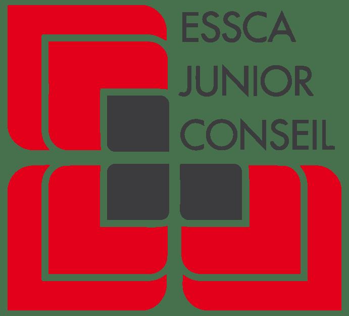 Logo de notre junior partenaire : ESSCA Junior Conseil
