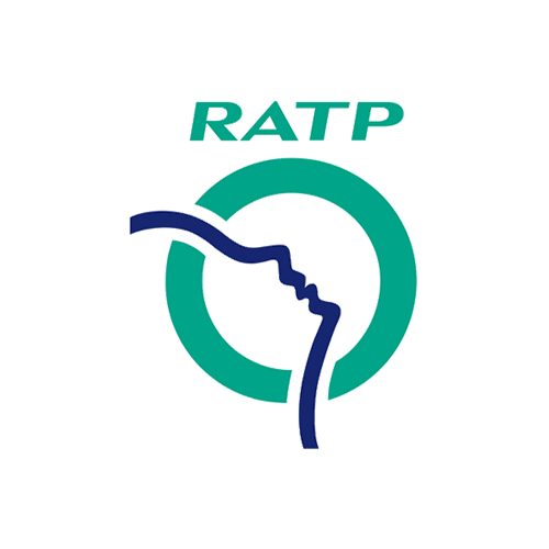 Logo RATP : client de JEPS