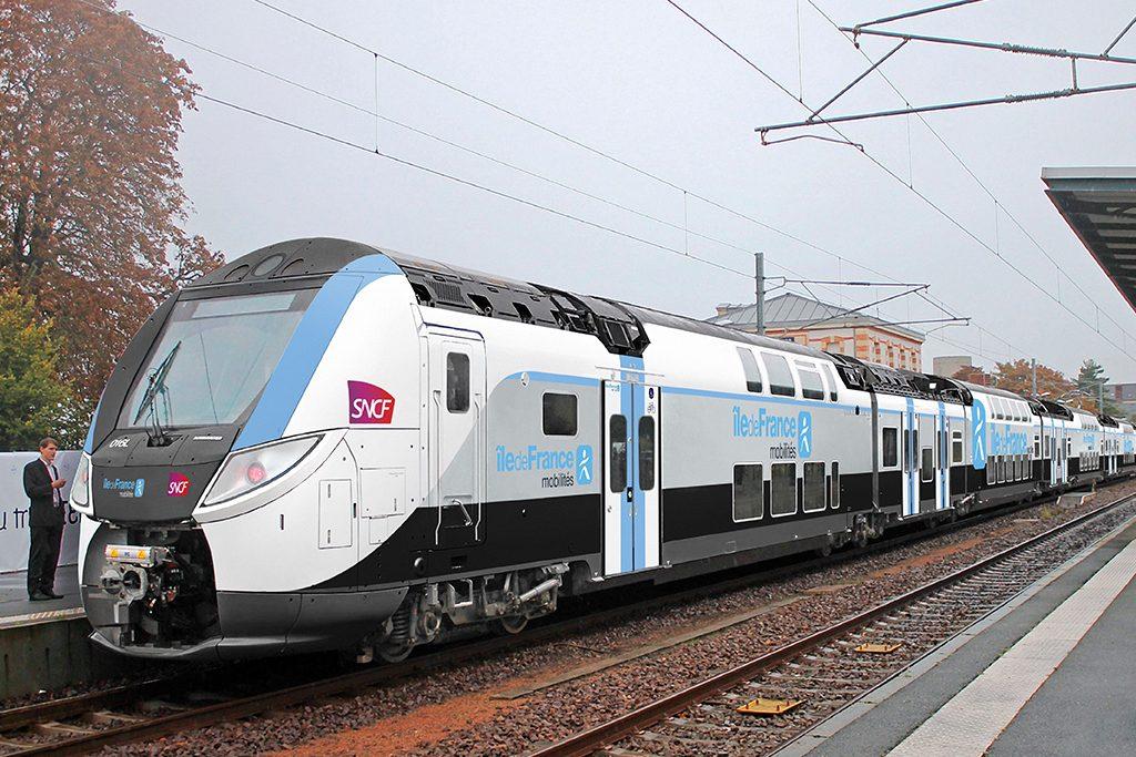 Regio2N sous la livrée Ile-de-France mobilité proposé par Bombardier_Article JEPS