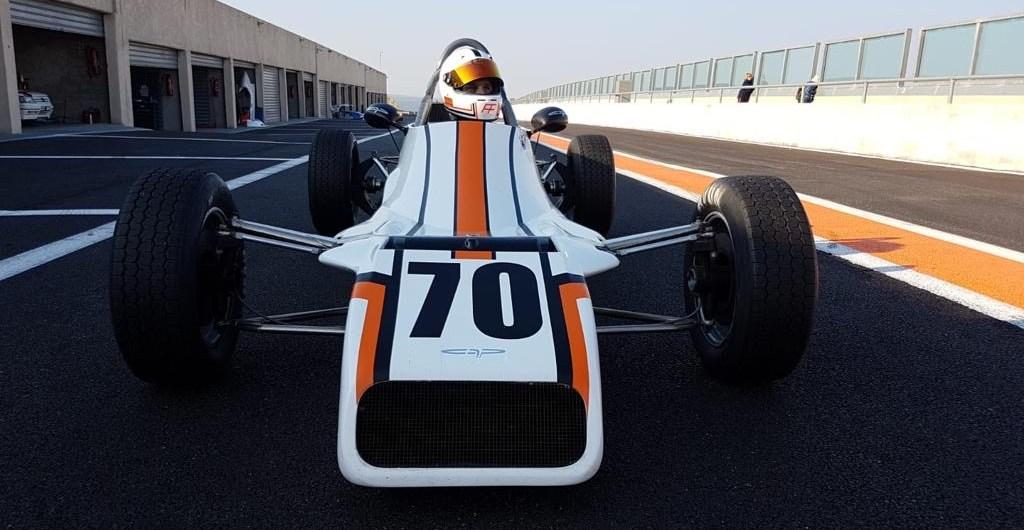 Image de la voiture de l'écurie Fournier