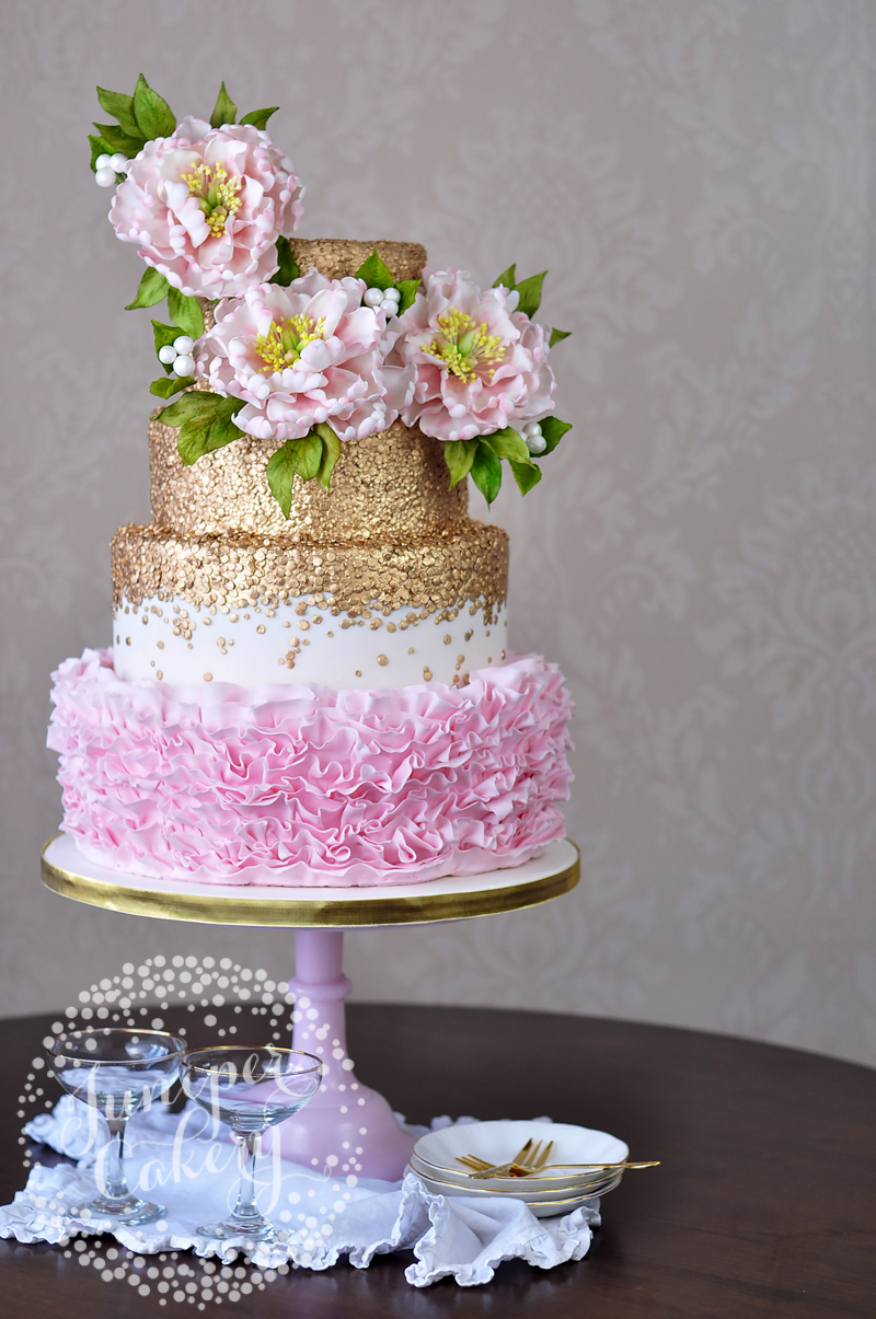 wedding cake magazines exclusive juniper cakery in wedding cakes magazine 23112