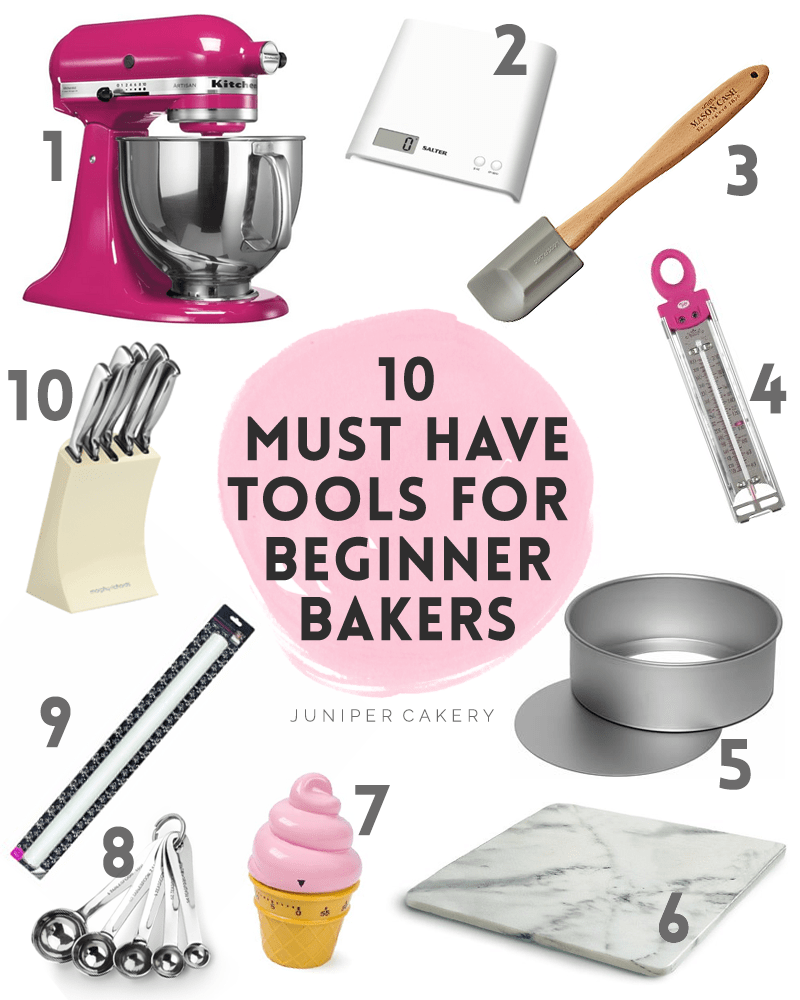 How To Use Mixer For Cake