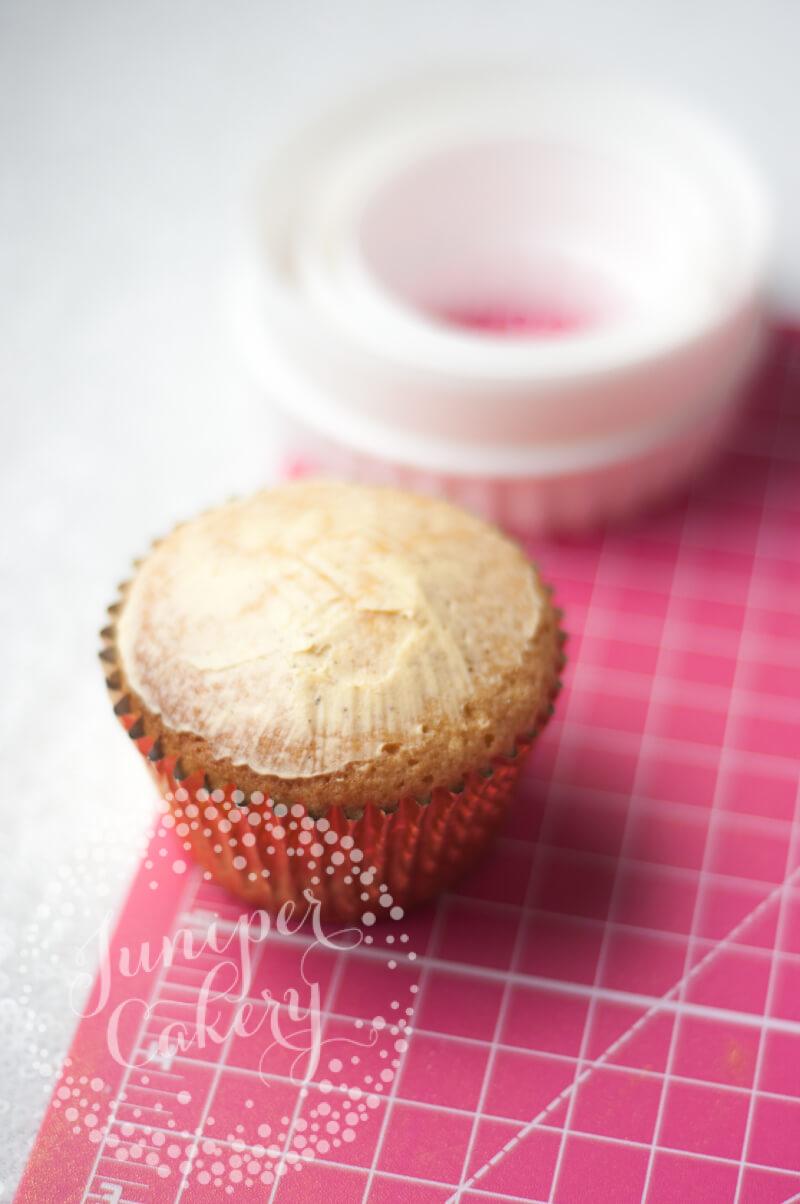 Christmas cupcake tutorial