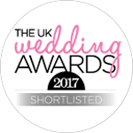 UK Wedding Awards 2017 Finalist