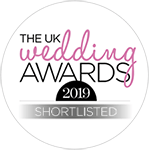 UK Wedding Awards 2019 Finalist
