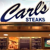 Carl's Philly Cheesesteak @ Yankee Stadium