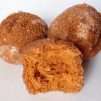 Dunkin' Donuts Pumpkin Munchkin