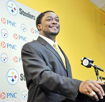 Pittsburgh Steelers head coach